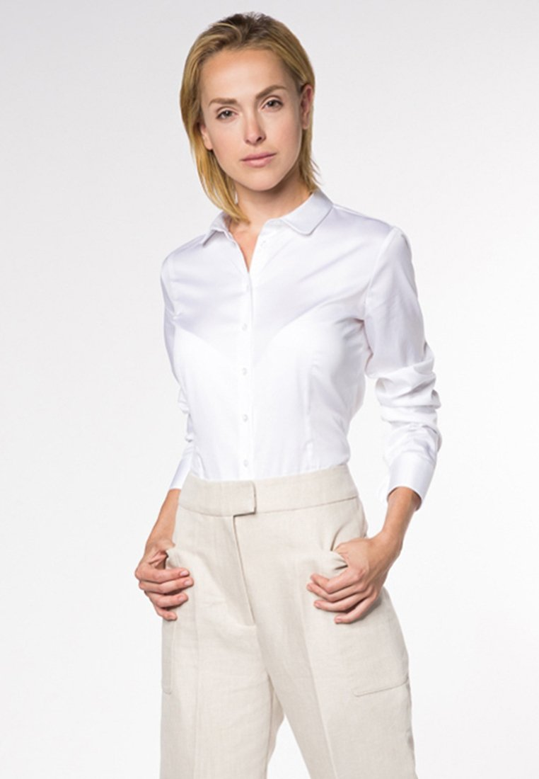 Eterna - ETERNA  - Bluse - white