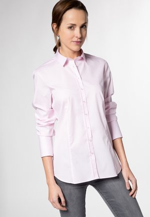 MODERN CLASSIC - Button-down blouse - rose