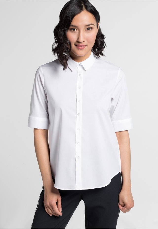 MODERN CLASSIC - Hemdbluse - white
