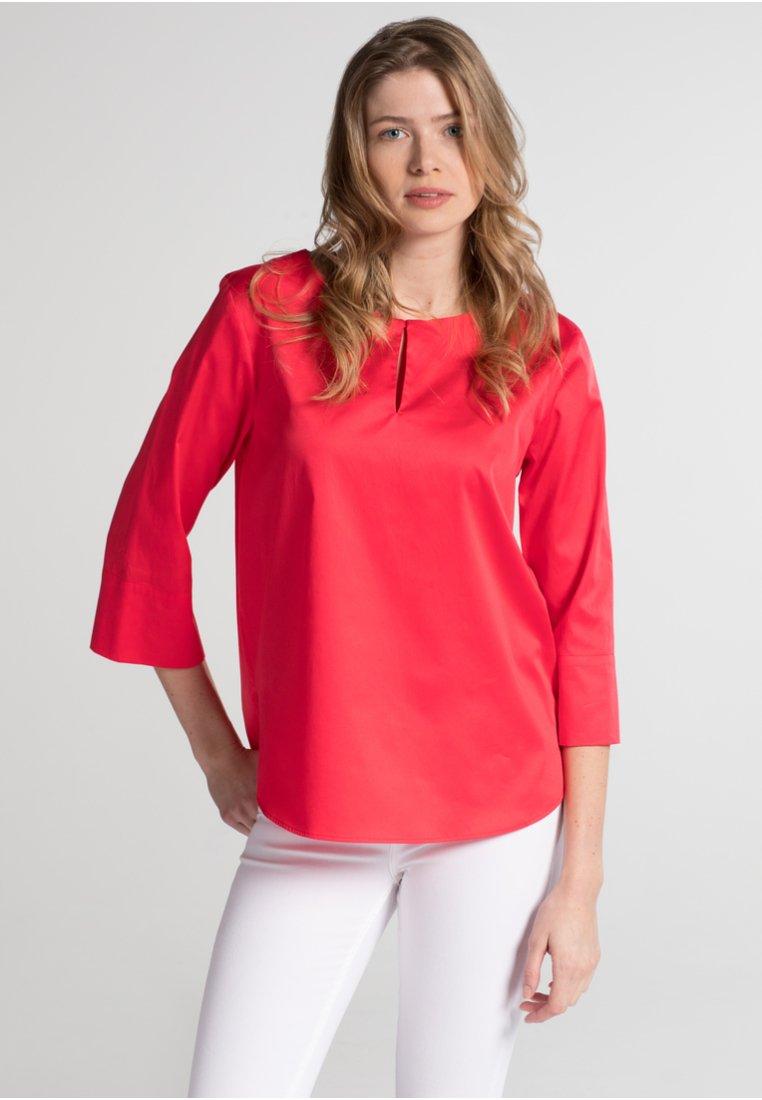 Eterna - MODERN CLASSIC - Bluse - Orange red