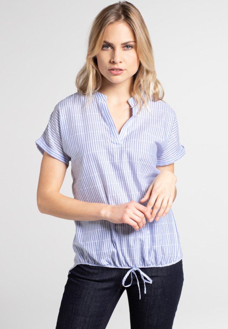 Eterna - MODERN CLASSIC - Bluse - light blue