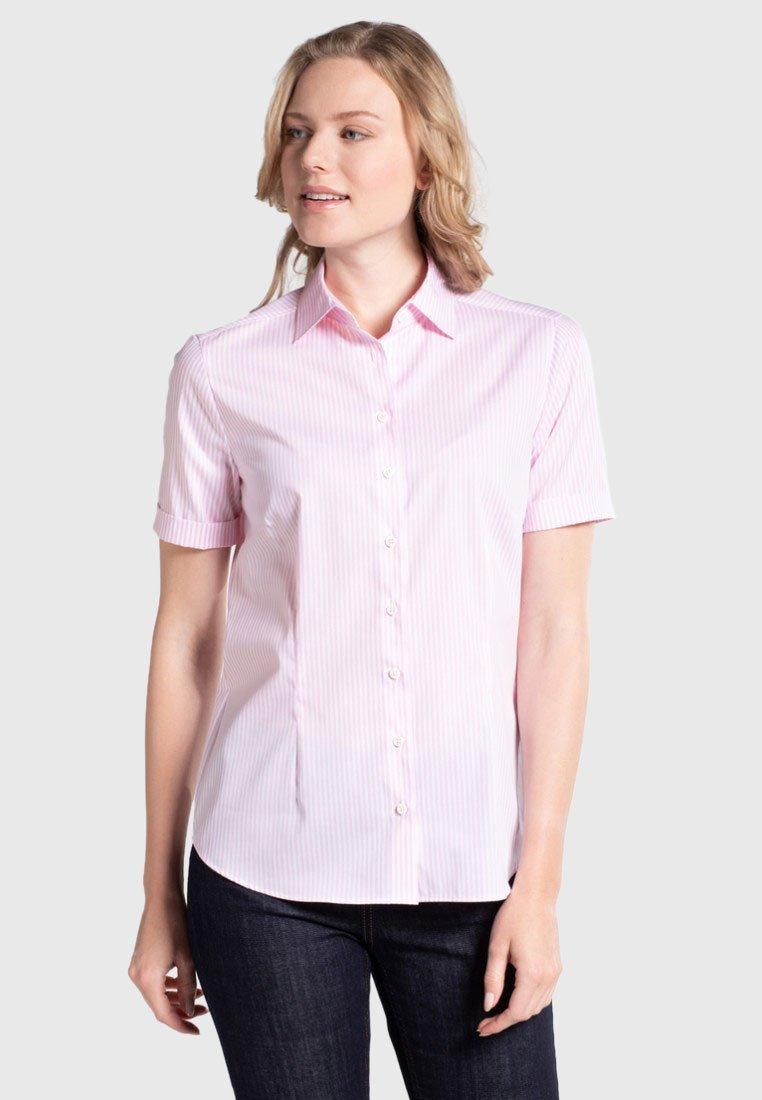 Eterna - MODERN CLASSIC - Hemdbluse - pink/white