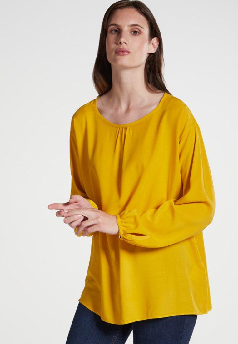 Eterna - Bluse - yellow