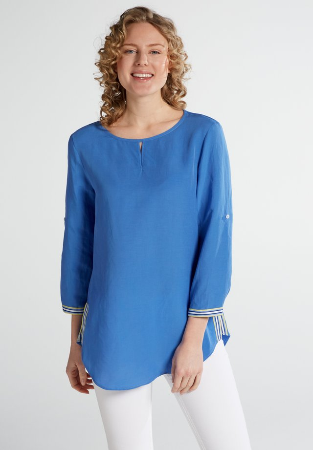 MODERN CLASSIC - Blouse - blue