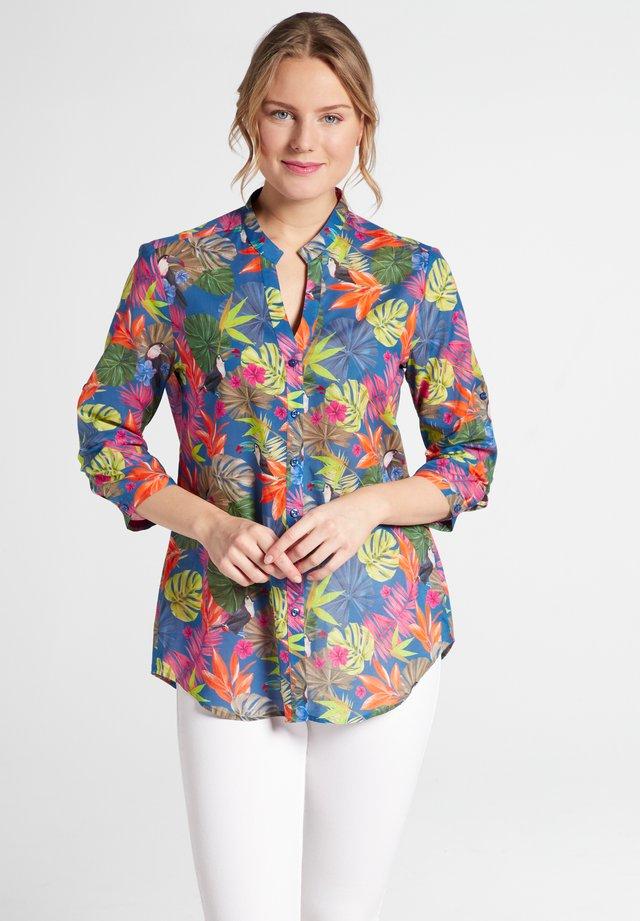 ETERNA DREIVIERTELARM  MODERN CLASSIC - Button-down blouse - bunt