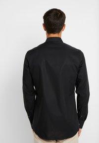 Eterna - SLIM FIT - Camicia elegante - black - 3