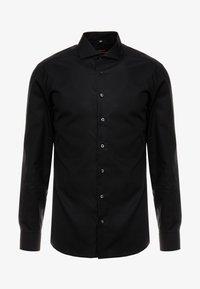 Eterna - SLIM FIT - Camicia elegante - black - 5