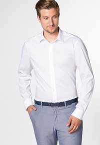 Eterna - SLIM FIT - Formal shirt - white - 0