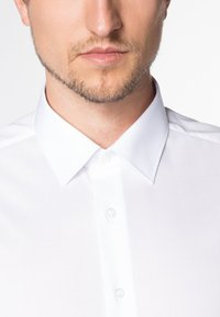 Eterna - SLIM FIT - Formal shirt - white - 2