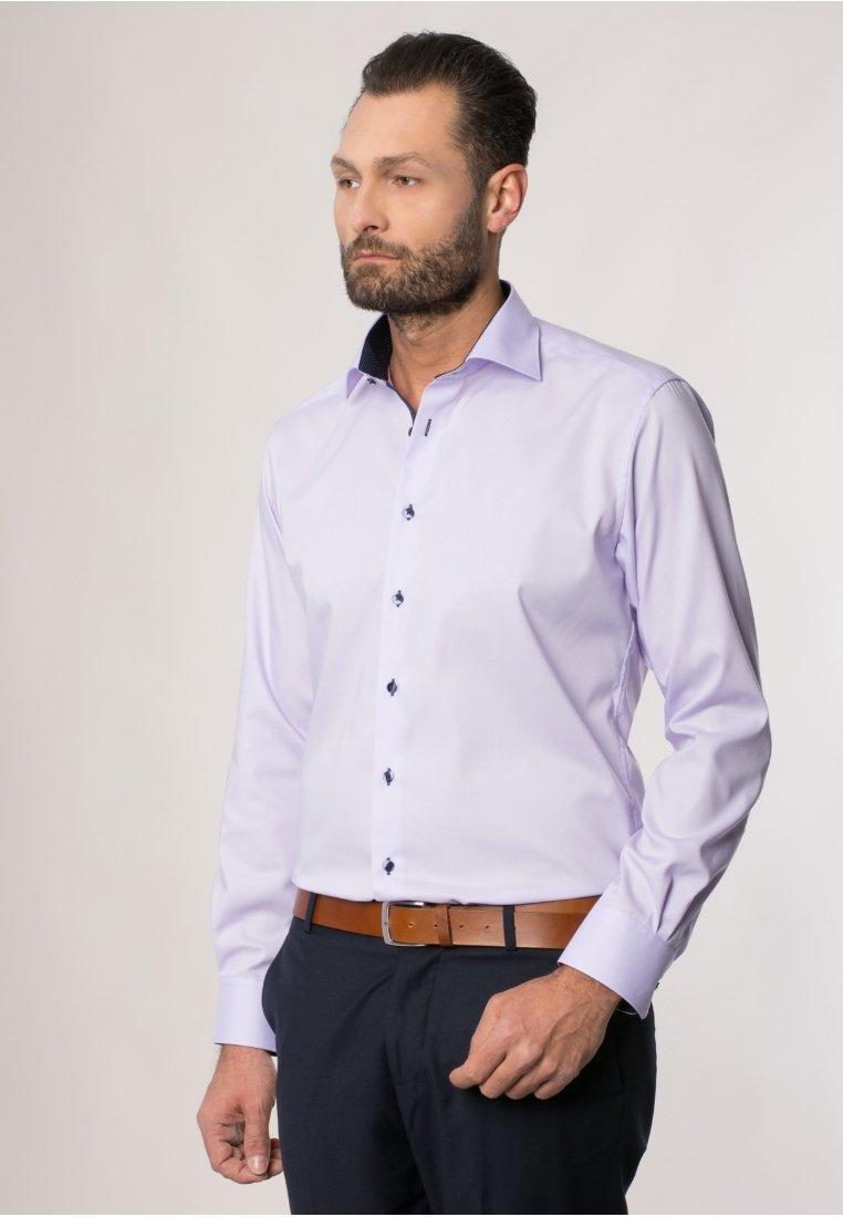Eterna - FITTED WAIST - Hemd - purple