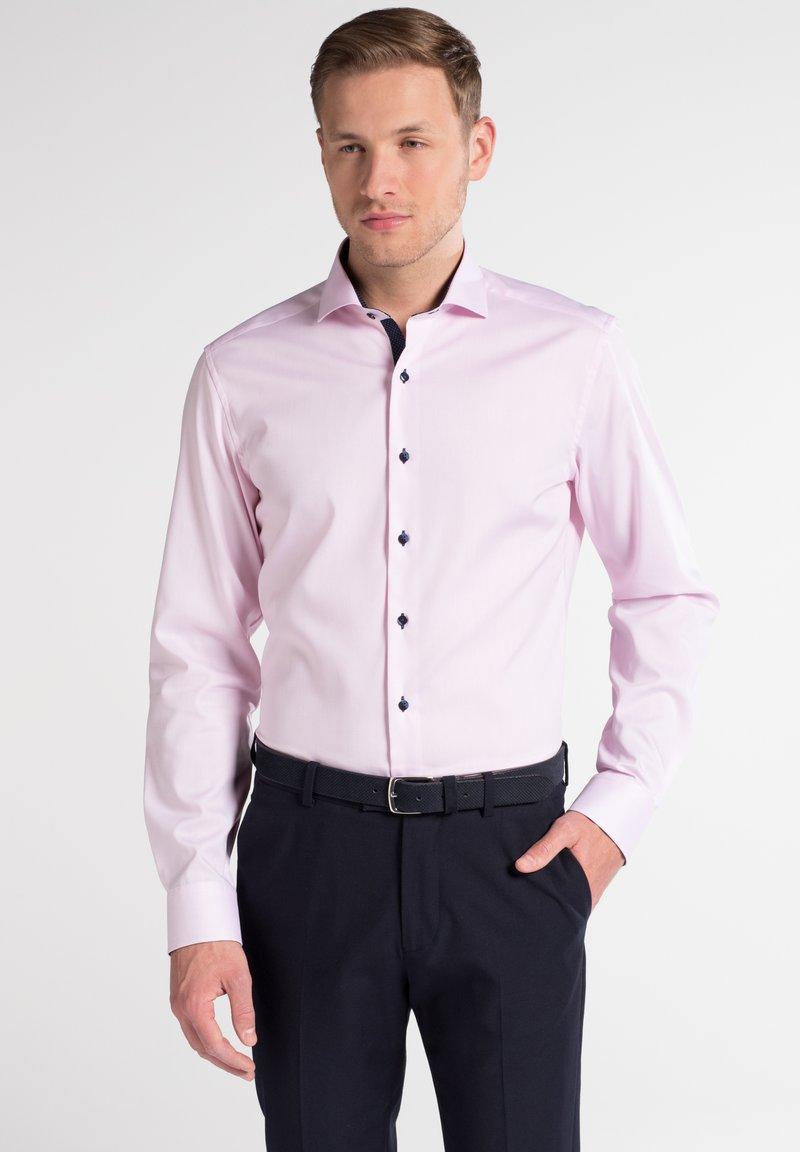 Eterna - SLIM FIT  - Hemd - rosa