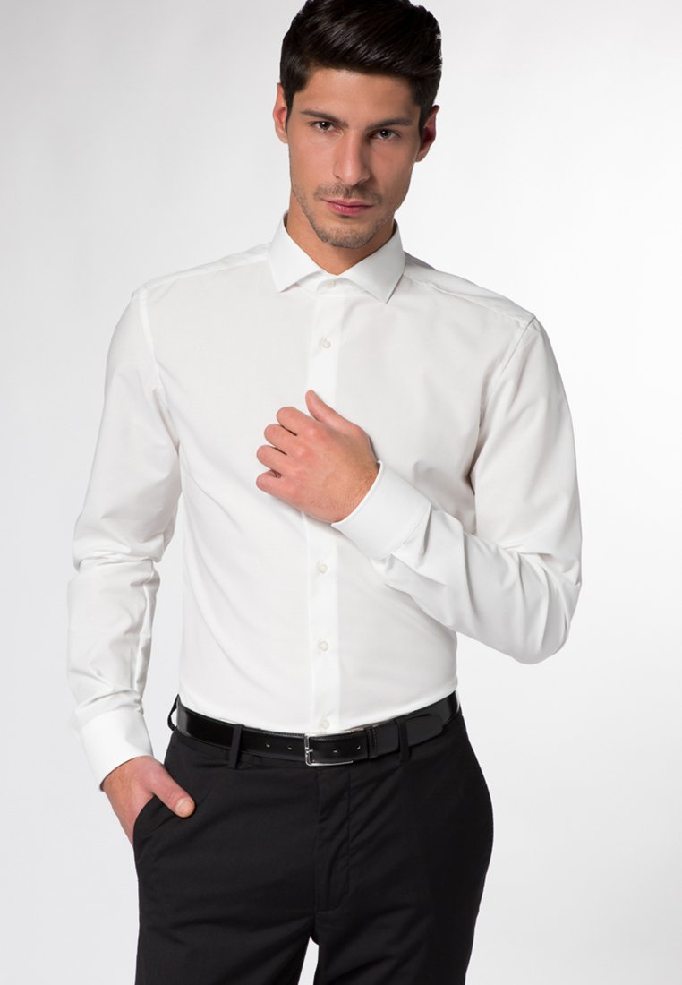 Eterna - SLIM FIT  - Hemd - champagne