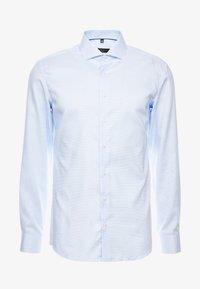 Eterna - SLIM FIT - Formální košile - blue - 4