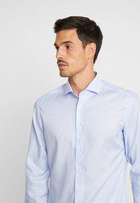 Eterna - SLIM FIT - Formální košile - blue - 3