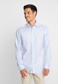 Eterna - SLIM FIT - Formální košile - blue - 0