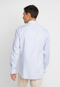 Eterna - SLIM FIT - Formální košile - blue - 2