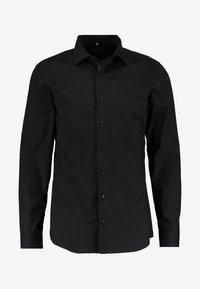 Eterna - SLIM FIT - Formální košile - schwarz - 5
