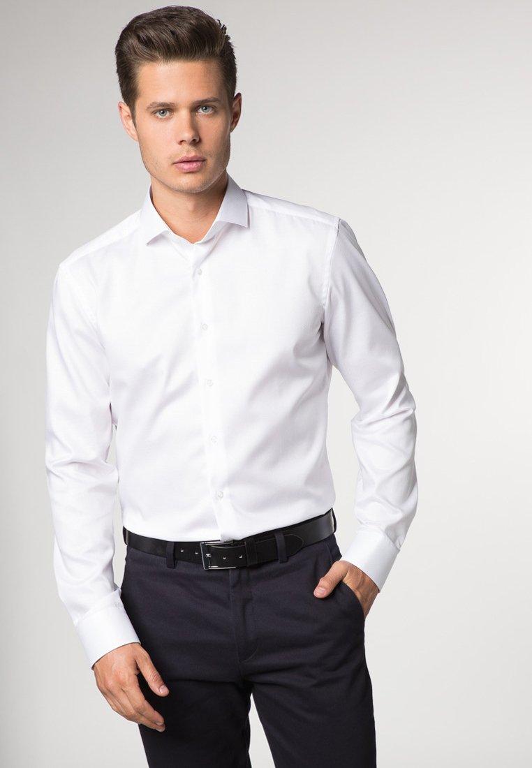 Eterna - SLIM FIT - Businesshemd - weiß