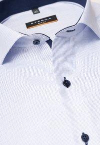Eterna - SLIM FIT - Shirt - hellblau - 4
