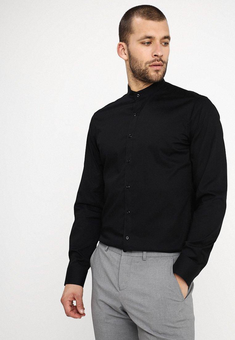 Eterna - SLIM FIT - Skjorter - black