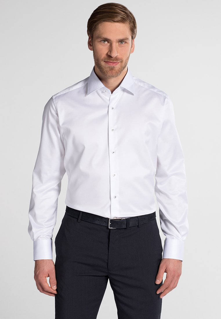 Eterna - MODERN FIT - Formal shirt - white