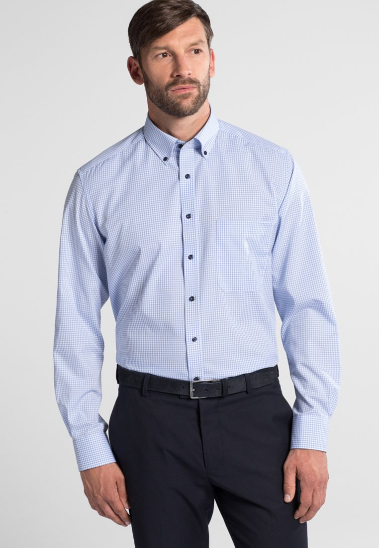 Eterna - COMFORT FIT - Hemd - blue