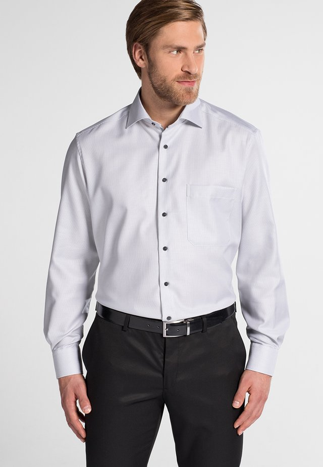 COMFORT FIT - Formal shirt - grey