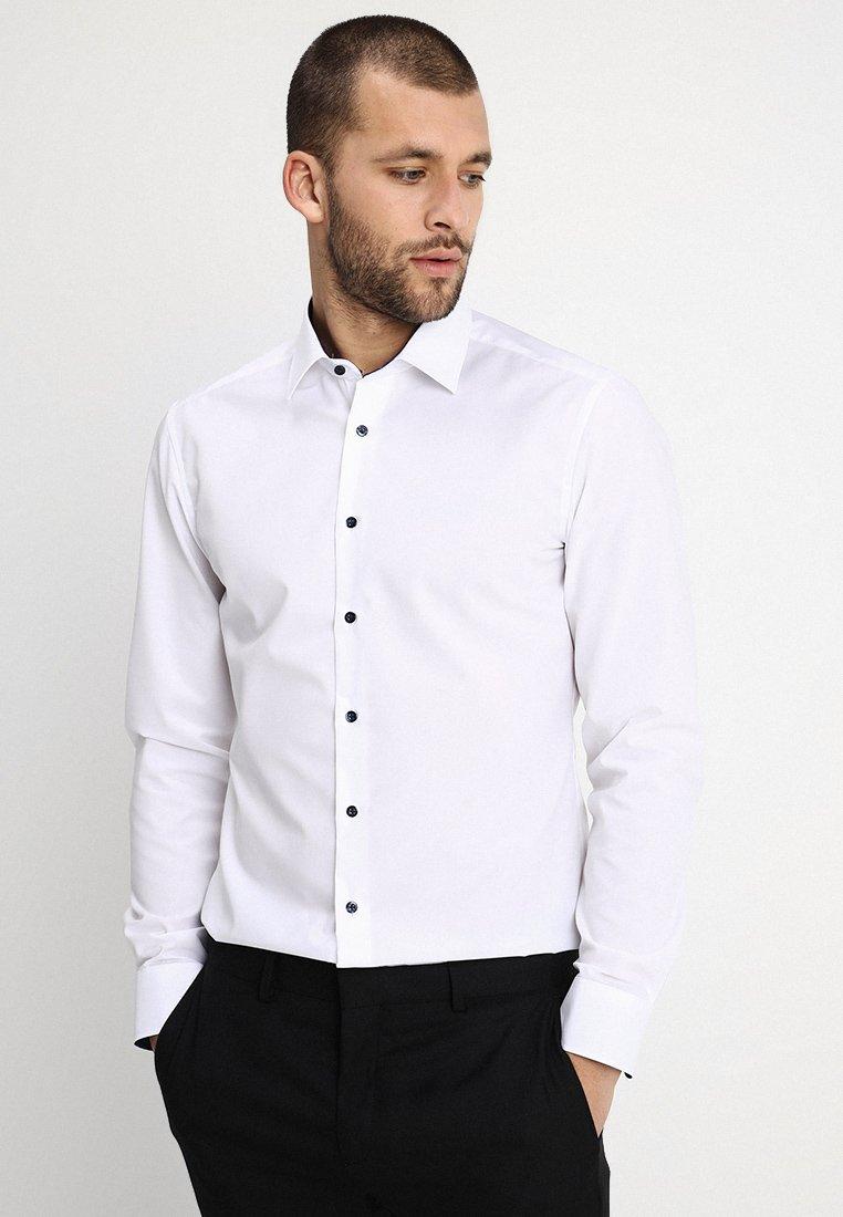 Eterna - SLIM FIT MODERN KENT KRAGEN  - Formal shirt - white