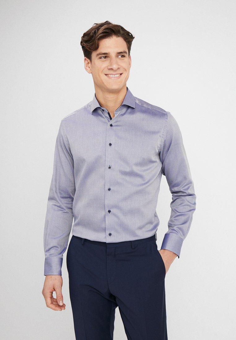 Eterna - MODERN FIT - Camisa elegante - blue