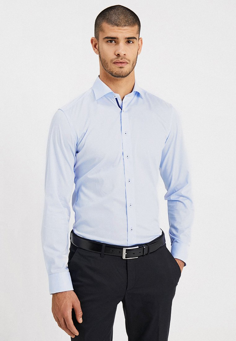 Eterna - SLIM FIT - Businesshemd - blue