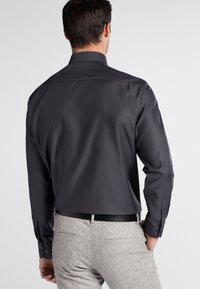 Eterna - COMFORT FIT - Zakelijk overhemd - anthracite - 1