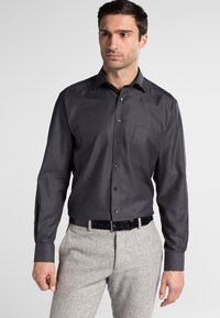 Eterna - COMFORT FIT - Zakelijk overhemd - anthracite - 0