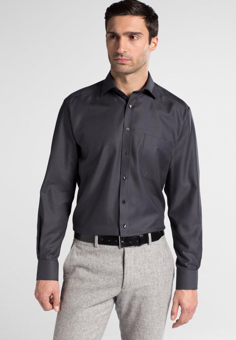 Eterna - COMFORT FIT - Zakelijk overhemd - anthracite