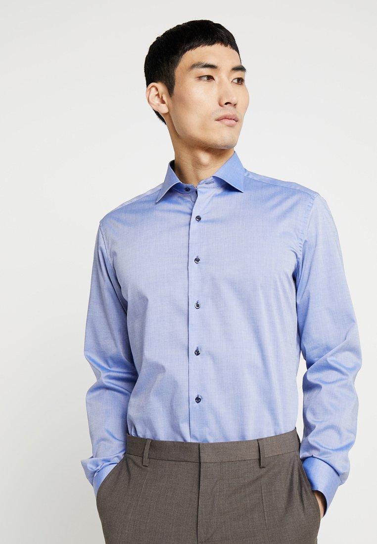 Eterna - SLIM FIT - Formální košile - mid blue