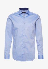 Eterna - SLIM FIT - Formální košile - mid blue - 5