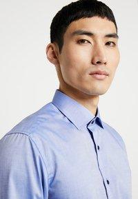 Eterna - SLIM FIT - Formální košile - mid blue - 3