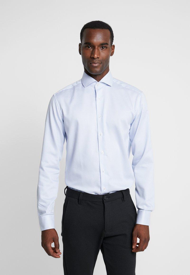 Eterna - SLIM FIT  - Businesshemd - bleu