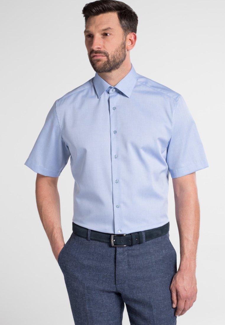 Eterna - FITTED WAIST - Formal shirt - light blue