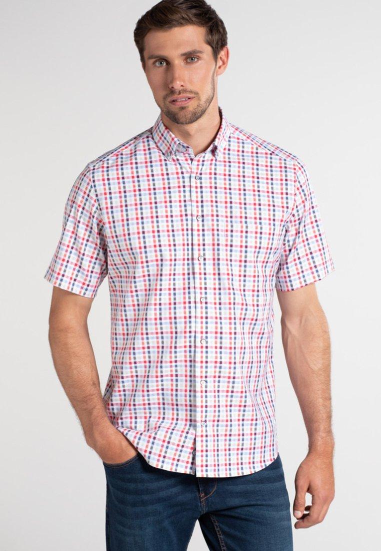 Eterna - FITTED WAIST - Formal shirt - blue