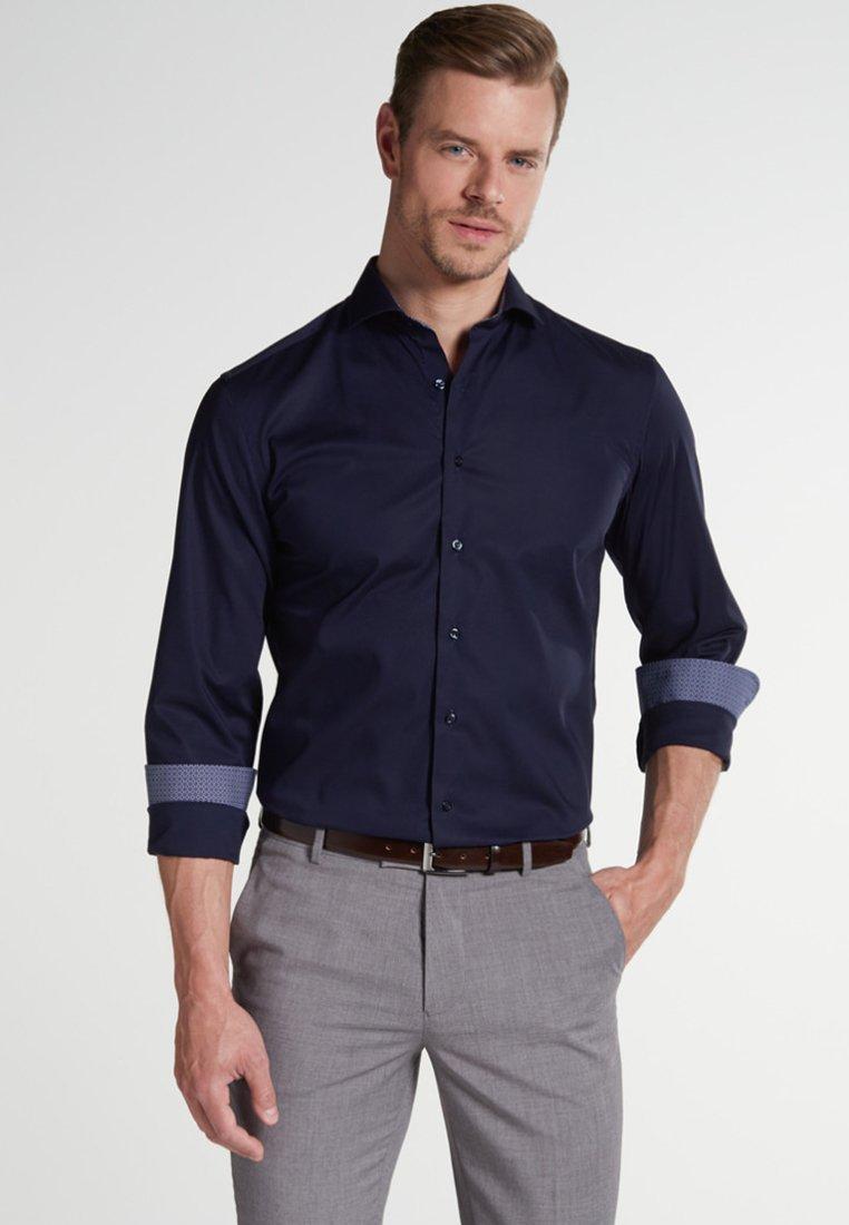 Eterna - SLIM FIT - Businesshemd - dark blue