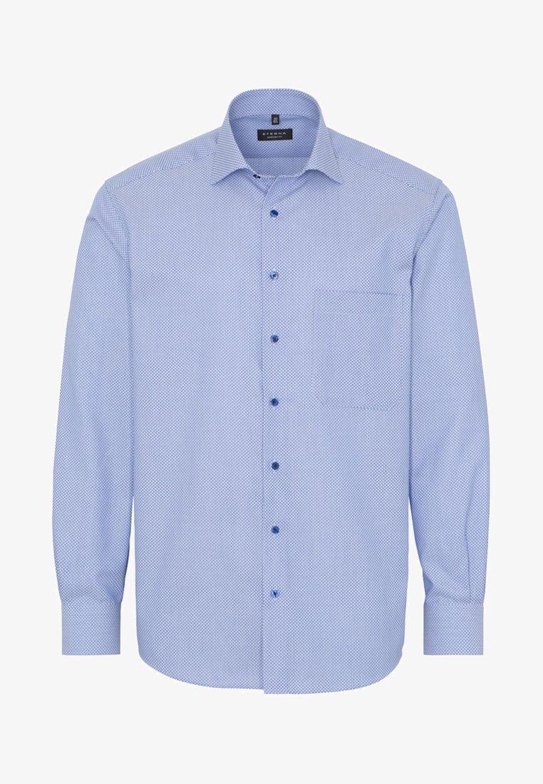 Blue Eterna FitChemise Eterna Comfort Classique O8wPkn0