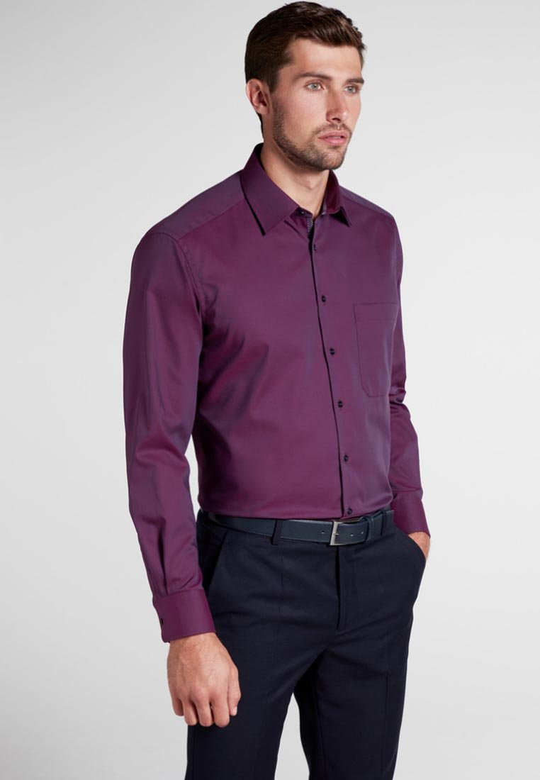 Eterna - REGULAR FIT - Formal shirt - berry