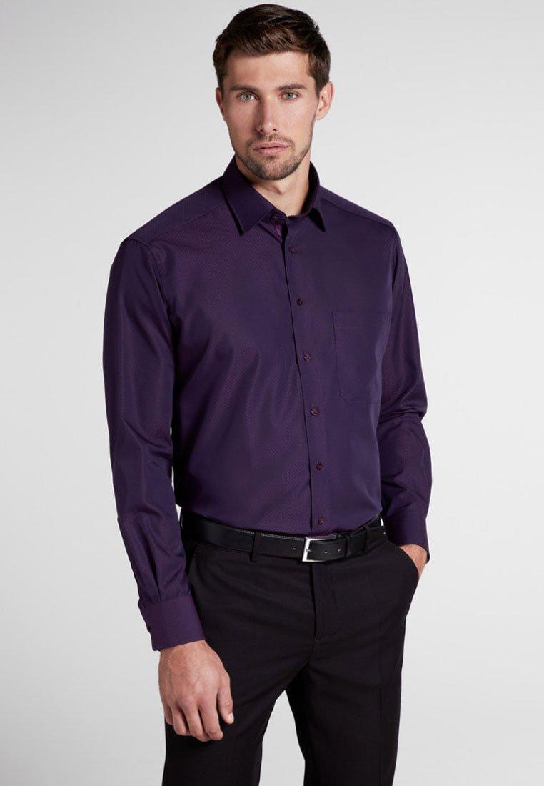 Eterna - COMFORT FIT - Shirt - aubergine