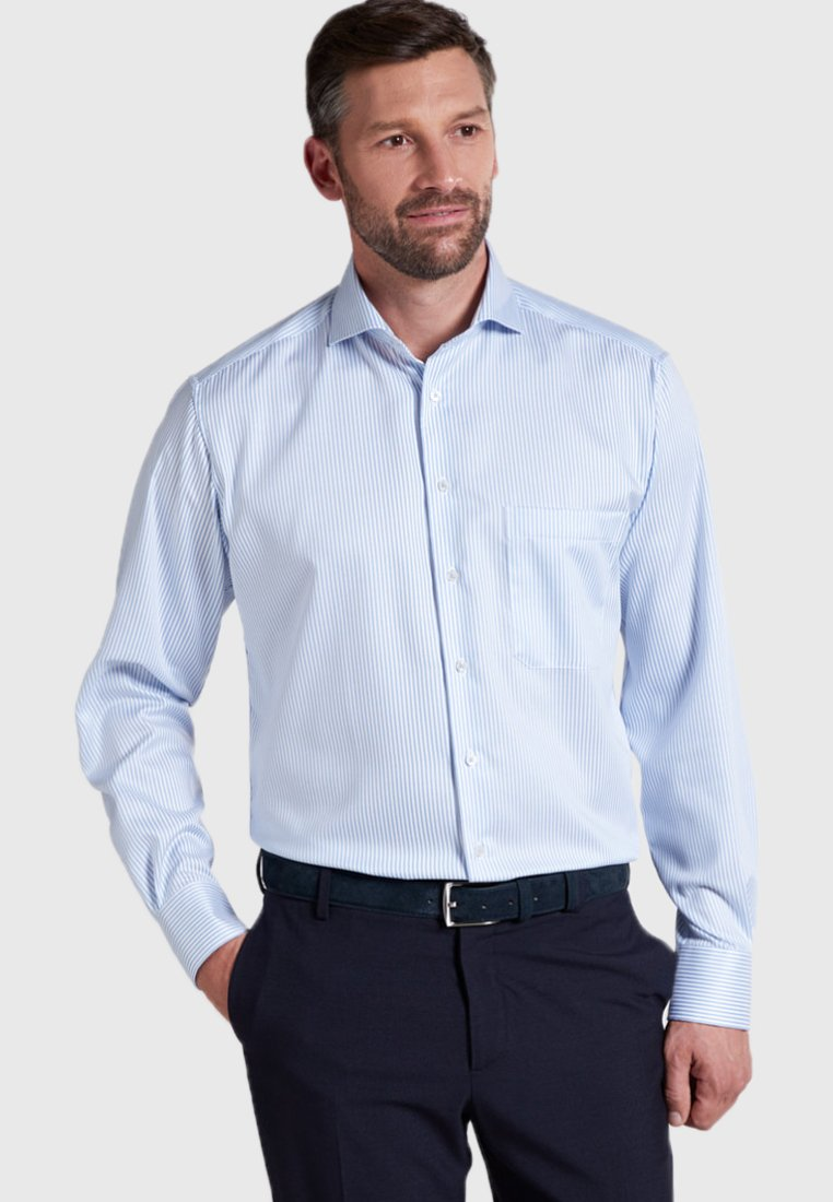 Eterna - COMFORT FIT - Businesshemd - Light Blue