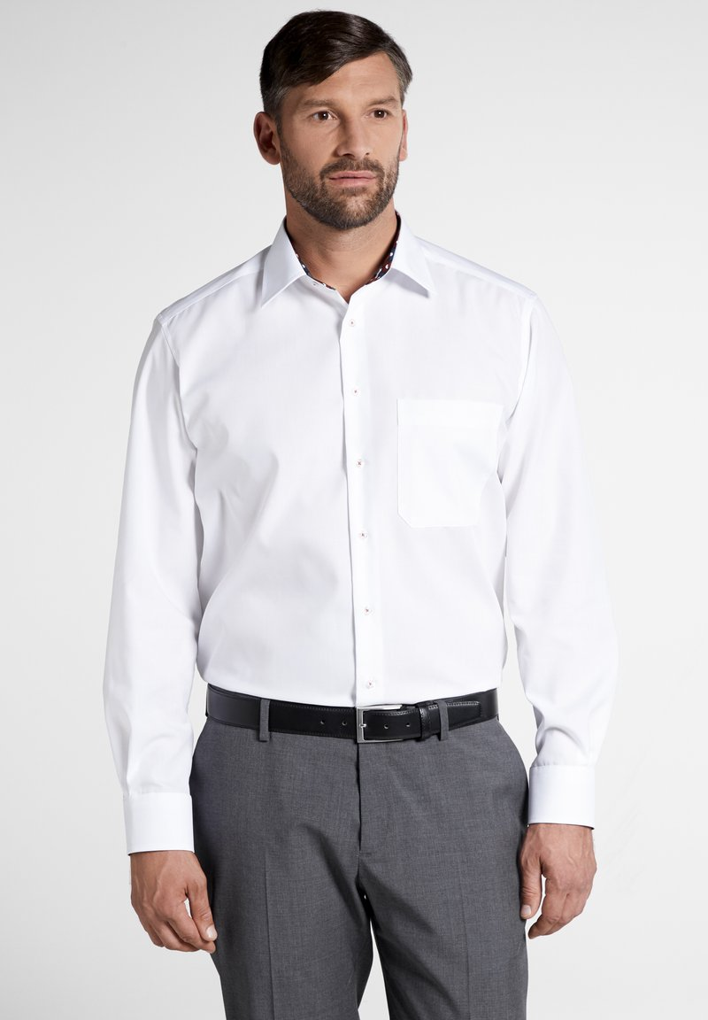 Eterna - LONG SLEEVE - Formal shirt - white