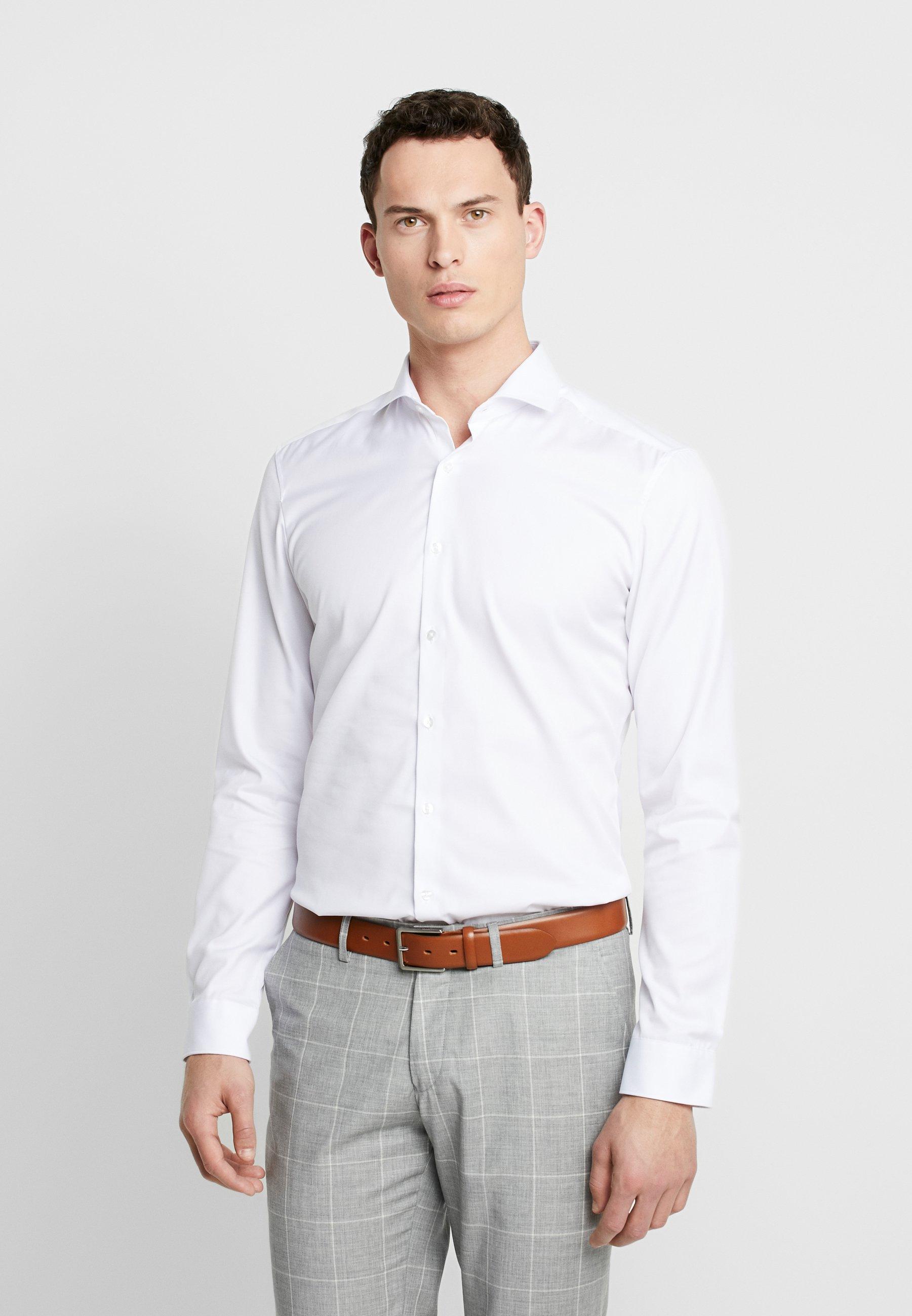 Eterna SUPER SLIM COVER SHIRT - Koszula biznesowa - weiß