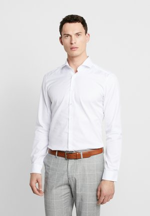 SUPER SLIM COVER SHIRT - Formal shirt - weiß