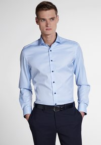 Eterna - SLIM FIT  - Zakelijk overhemd - light blue - 2