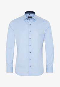 Eterna - SLIM FIT  - Zakelijk overhemd - light blue - 3
