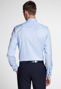 Eterna - SLIM FIT  - Zakelijk overhemd - light blue - 1